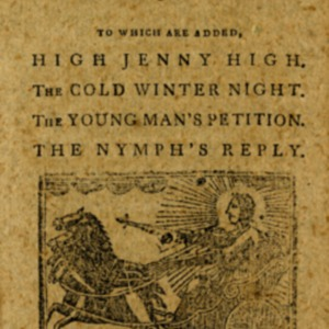 The wat'ry god. To which are added, High Jenny high. The cold winter night. The young man's petition. The nymph's reply.